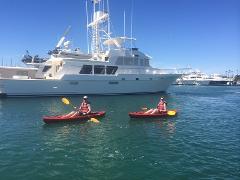 Kayak (1Hr. $20 / 2Hr. $35)