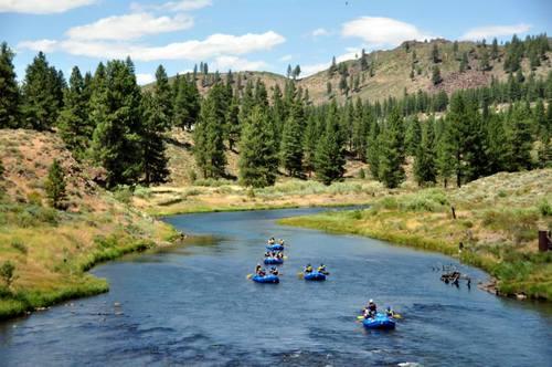 East Fork Carson River: Hangmans Run (Class II Whitewater)