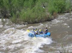 East Fork Carson River: Wolf Creek (Class III+)