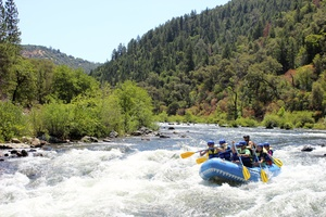 South Fork American River: Chili Bar (Class III+ Whitewater)