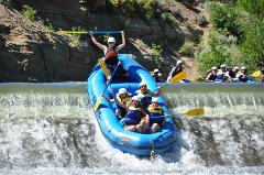 Truckee River: Verdi to Mayberry (Class III Whitewater)