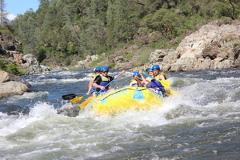 South Fork American River: Gorge Run (Class III Whitewater)