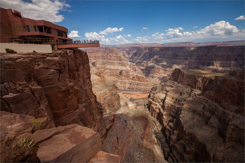 Grand Canyon West Rim Luxury Motor-Coach Tour