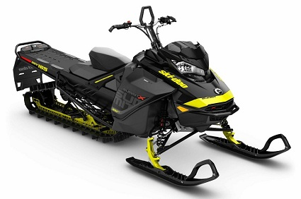 "Full Day Rental on a Ski-Doo Summit SP 850 E-Tec T3 154"" track (850cc with 3"" paddles)"
