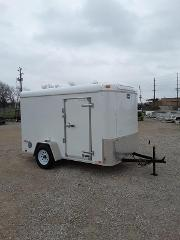 2-place Enclosed Trailer Rental
