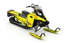 "Full Day Tour on a Summit T3 XM 174"" Track Sled (800cc)"