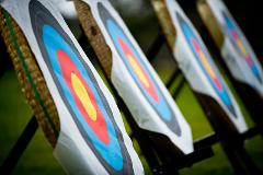 Archery @ Forest Holidays Strathyre