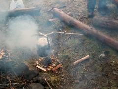Bushcraft Skills Family Taster at Fort Augustus