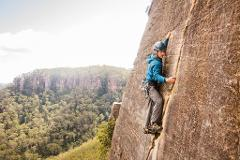 Introduction to Climbing Outdoors