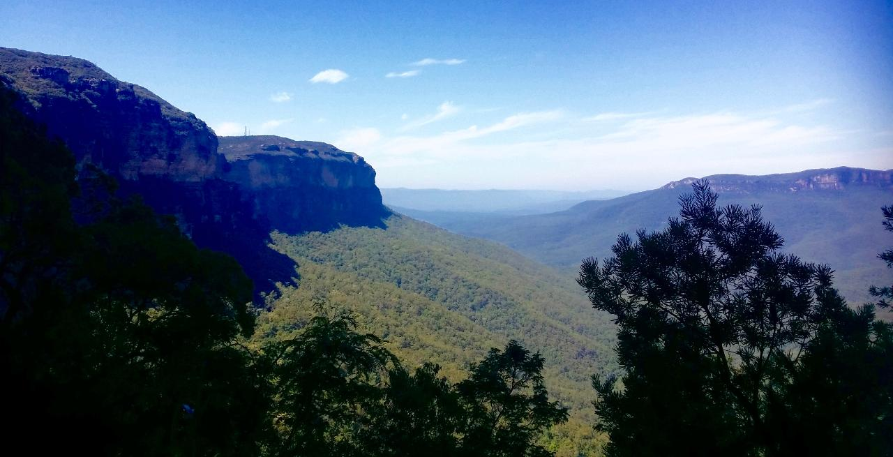 Blue Mountains overnight excursion