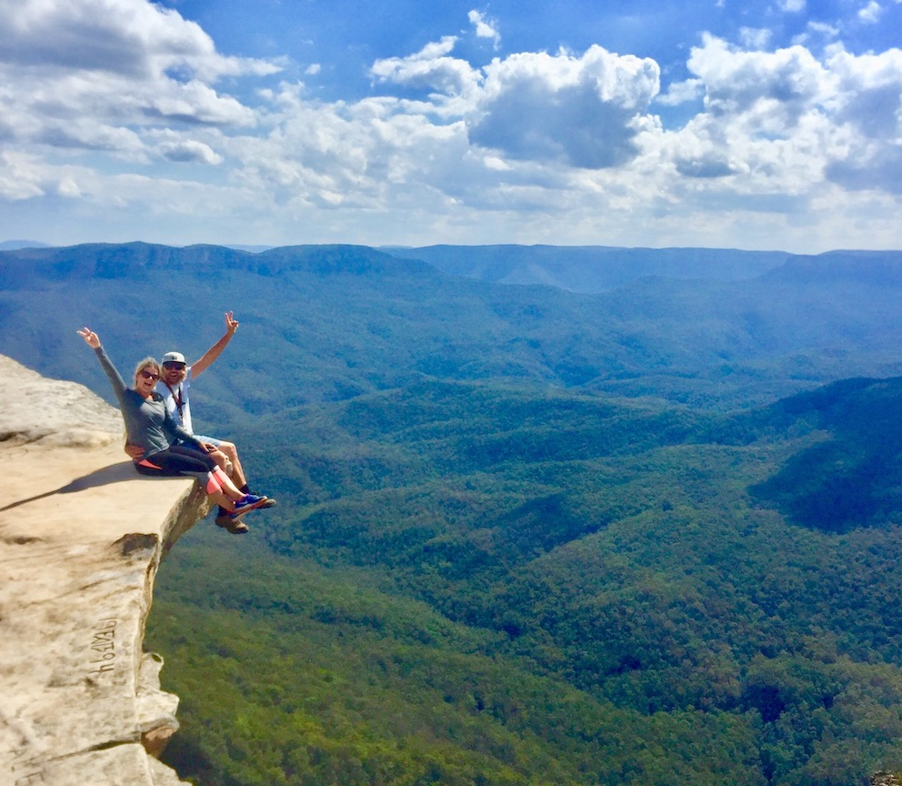 Blue Mountains Adventure Tour