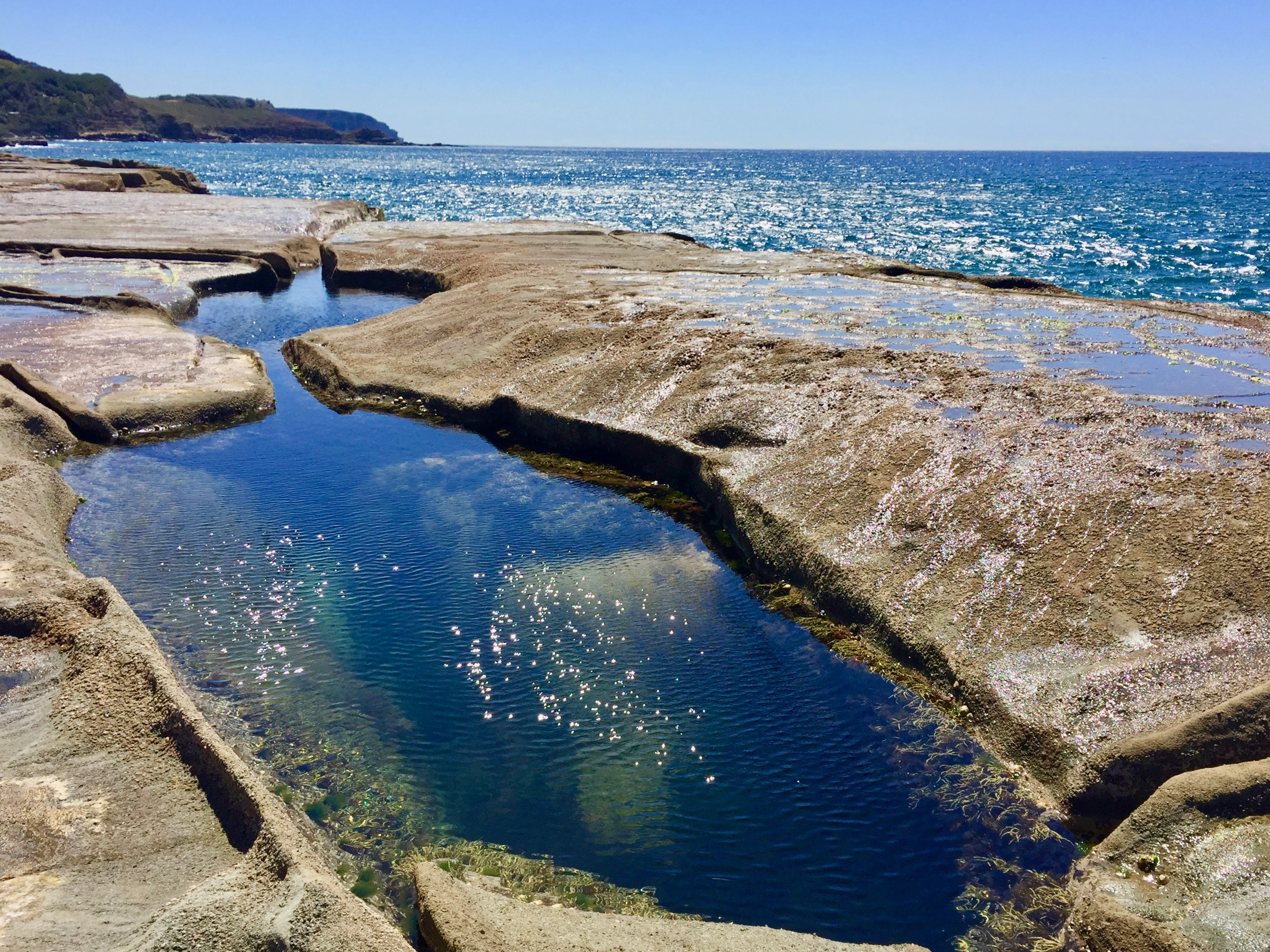 Figure 8 Pools Photography and Hike Experience (Morning)