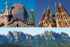 COMBO 3 for 2 - Barcelona and Montserrat Full Day