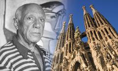 COMBO Picasso & Gothic + Sagr Família Offer