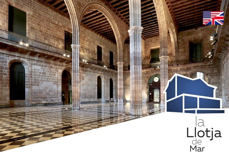 Guided Tour of Llotja de  Mar in English