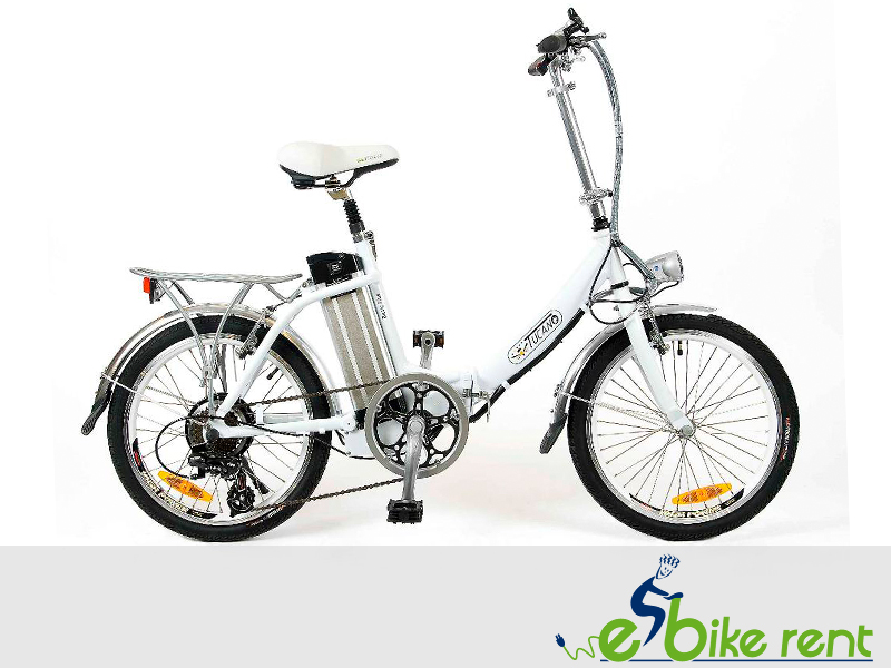 electric Bike - Foldable