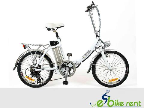 electric Bike - Foldable