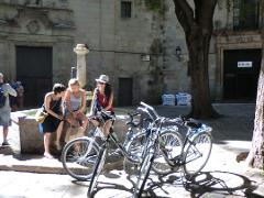 VIP Private Barcelona ebike tour - 2 HRS