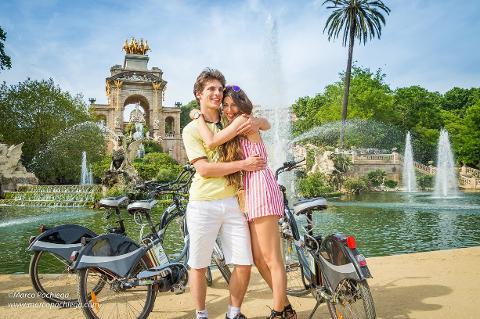 "Private ""Selfie"" Tour of Fabulous Barcelona"