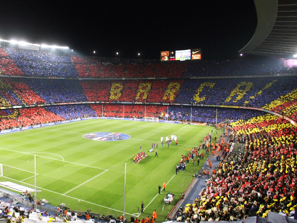 Camp Nou FC Barca and Olympic Games electric bike tour - 4hrs