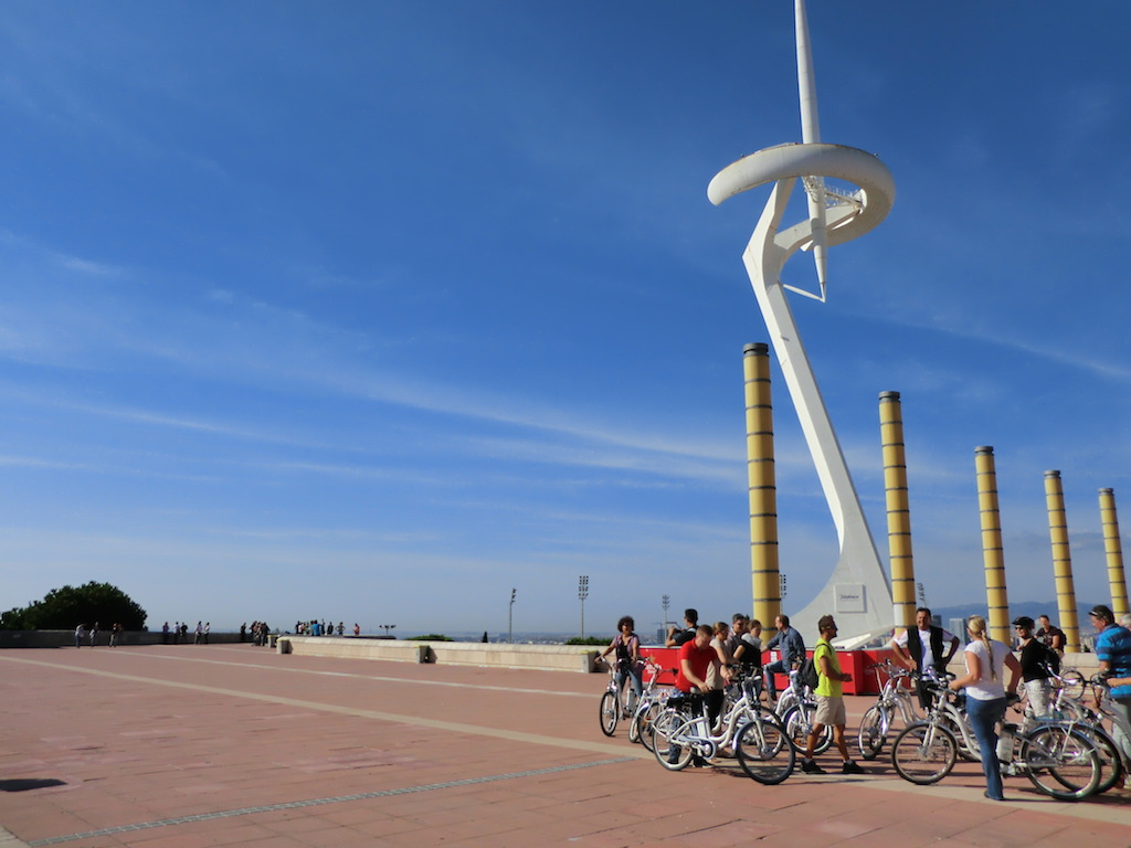 The Mountain and the Sea: charming landscapes of Barcelona ebike tour - 3hrs