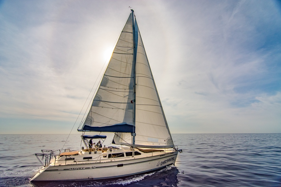 42' Private Sailing (SY)