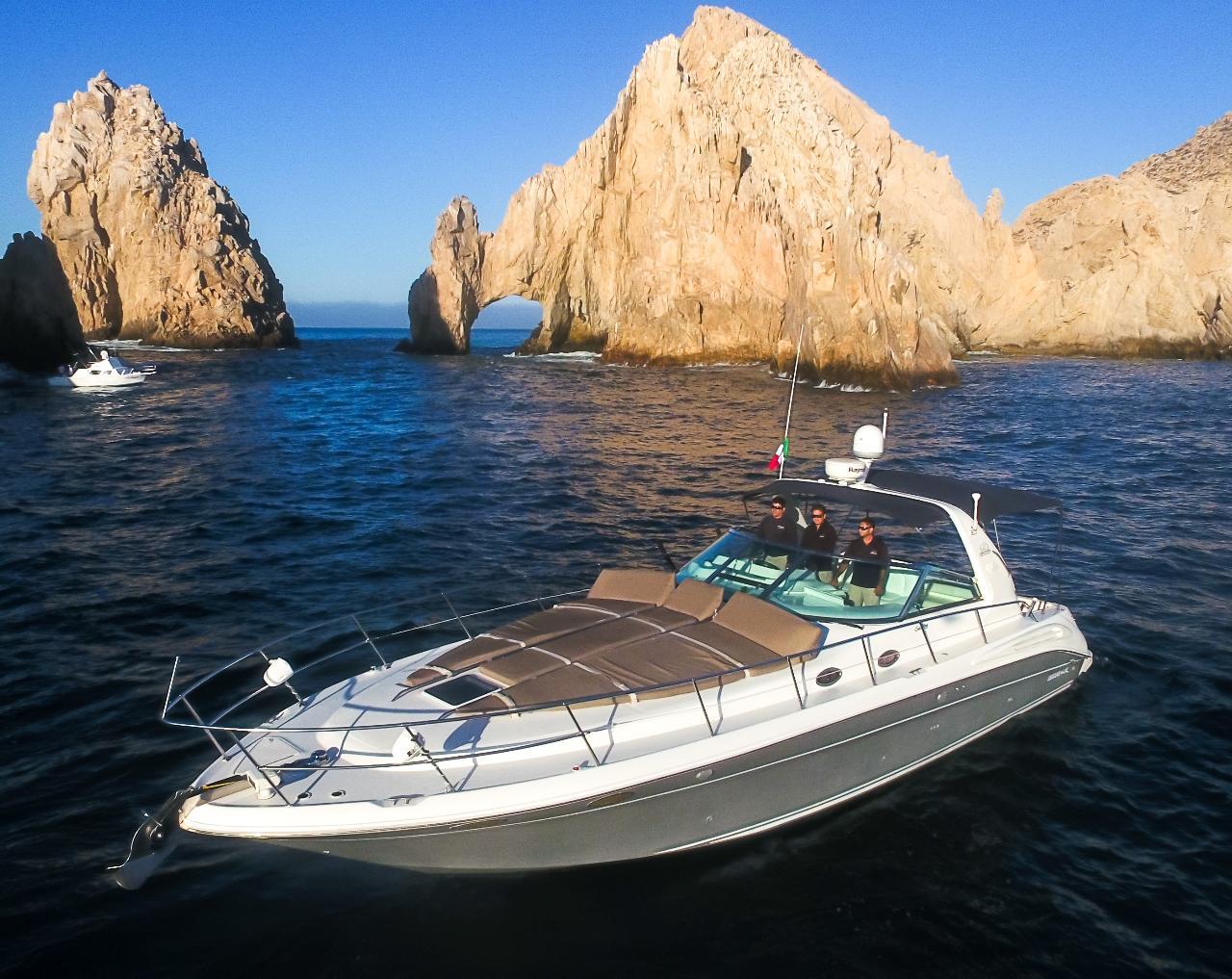 42' Luxury Sport Yacht (FSFS)