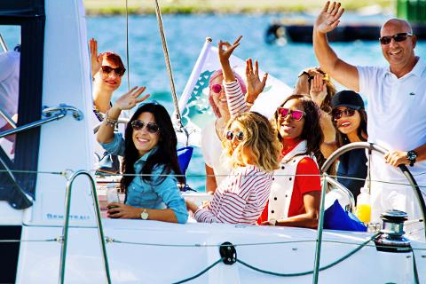 Private - Australian Kiss - Gone Sailing Adventures Reservations