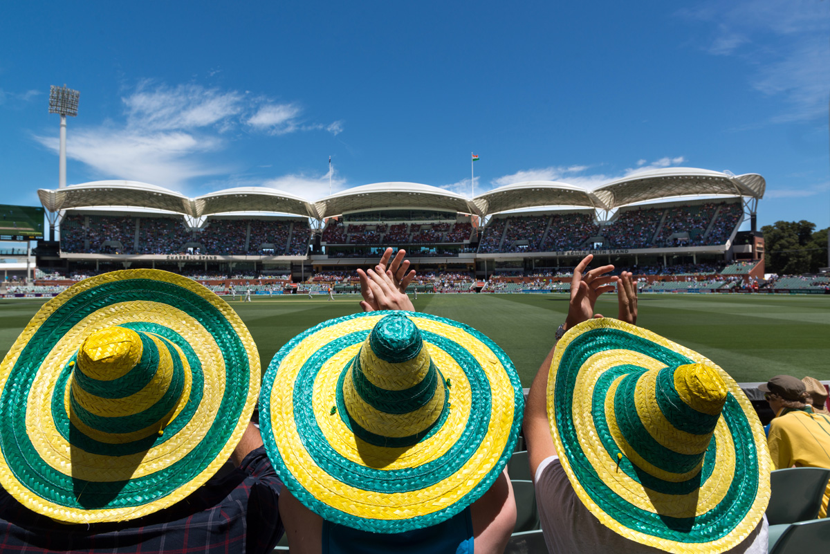 Commonwealth Bank RoofClimb - Gillette ODI Series Match Day Experience
