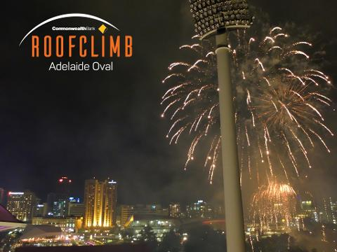 Commonwealth Bank RoofClimb - New Year's Eve 2017