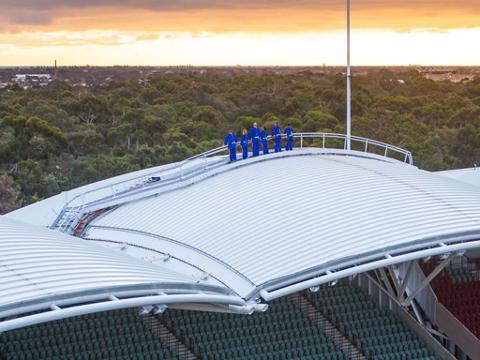 Commonwealth Bank RoofClimb Twilight