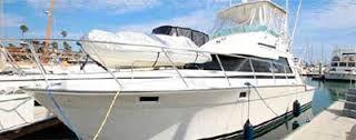 40 ft Convertible Yacht