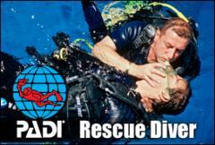 PADI Rescue Diver Class