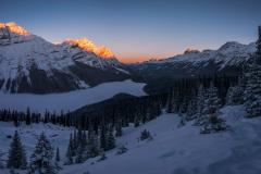 Banff Winter Wanderland Adventure