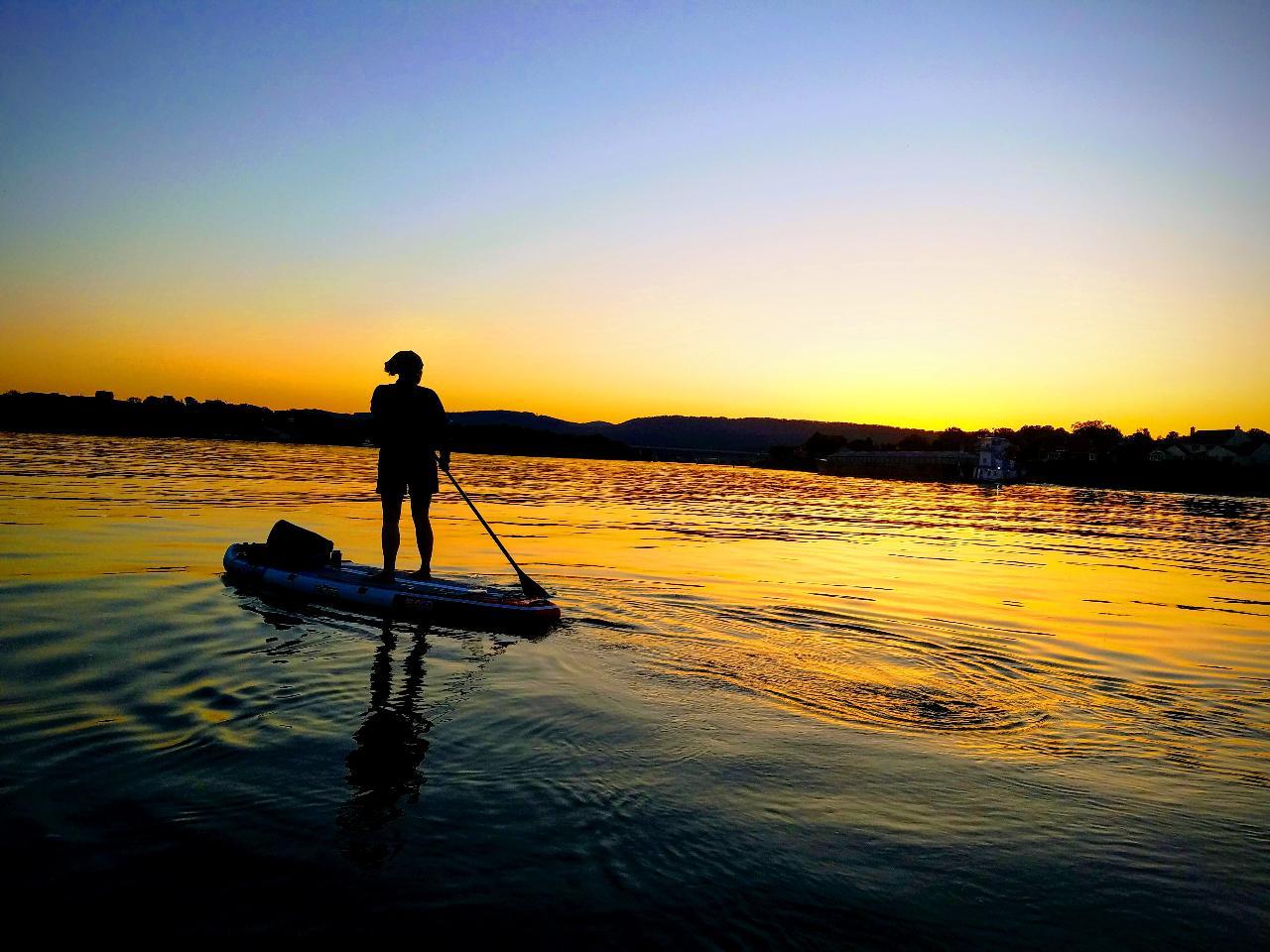 Chattanooga Sunset SUP