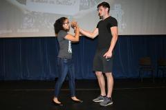 Women's Virtual Self Defense Class