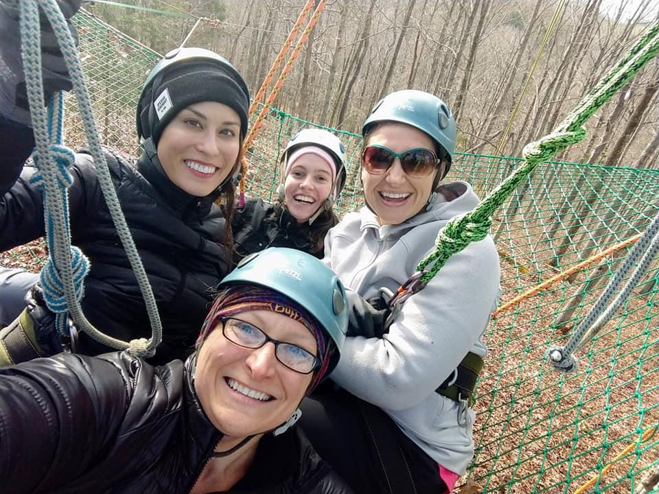Kentucky Tree Climb Adventure