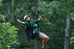 West Virginia Ziplining Canopy Adventure