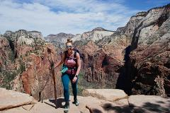 Women's Zion and Bryce National Park Hiking