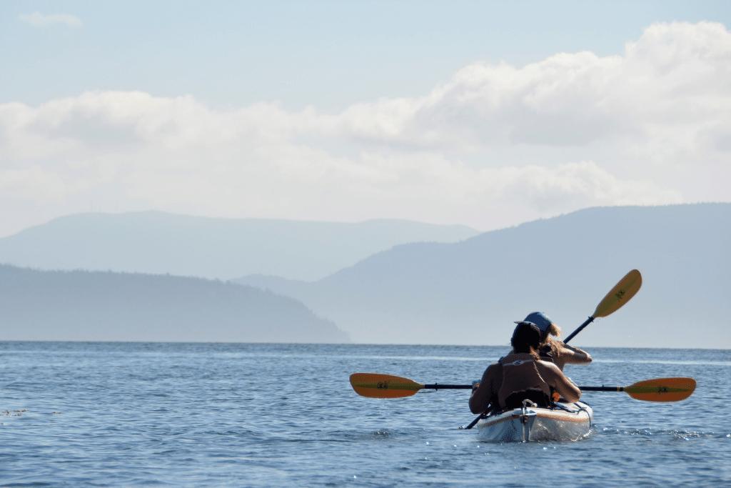 Women's San Juan Islands Sea Kayaking and Camping Trip