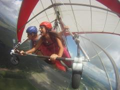 Hang Gliding in Houston Texas