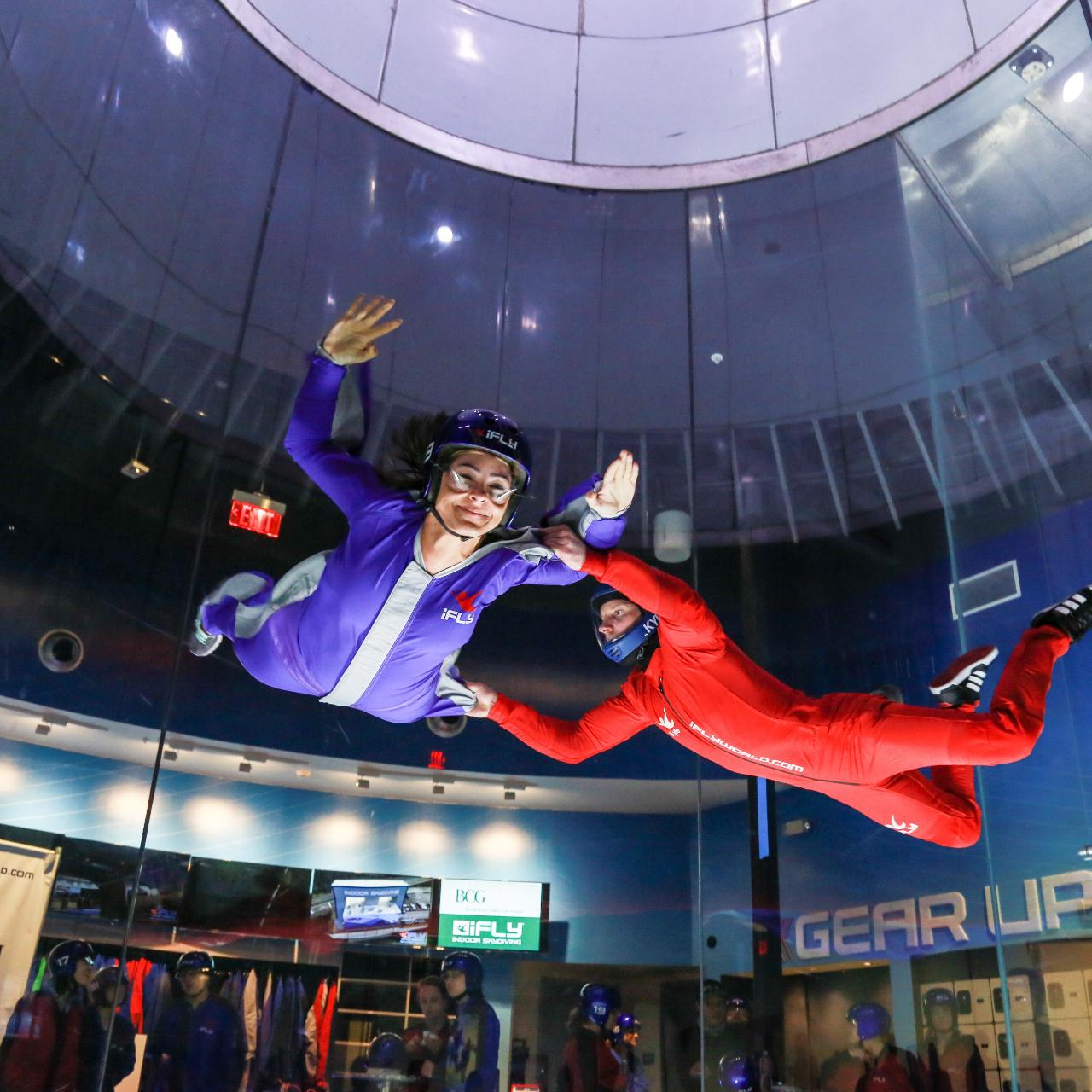 Indoor Skydive in Atlanta
