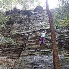 Hocking Hills Rock Climbing 101