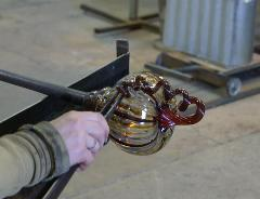 Indiana Pumpkin Hot Glass Workshop
