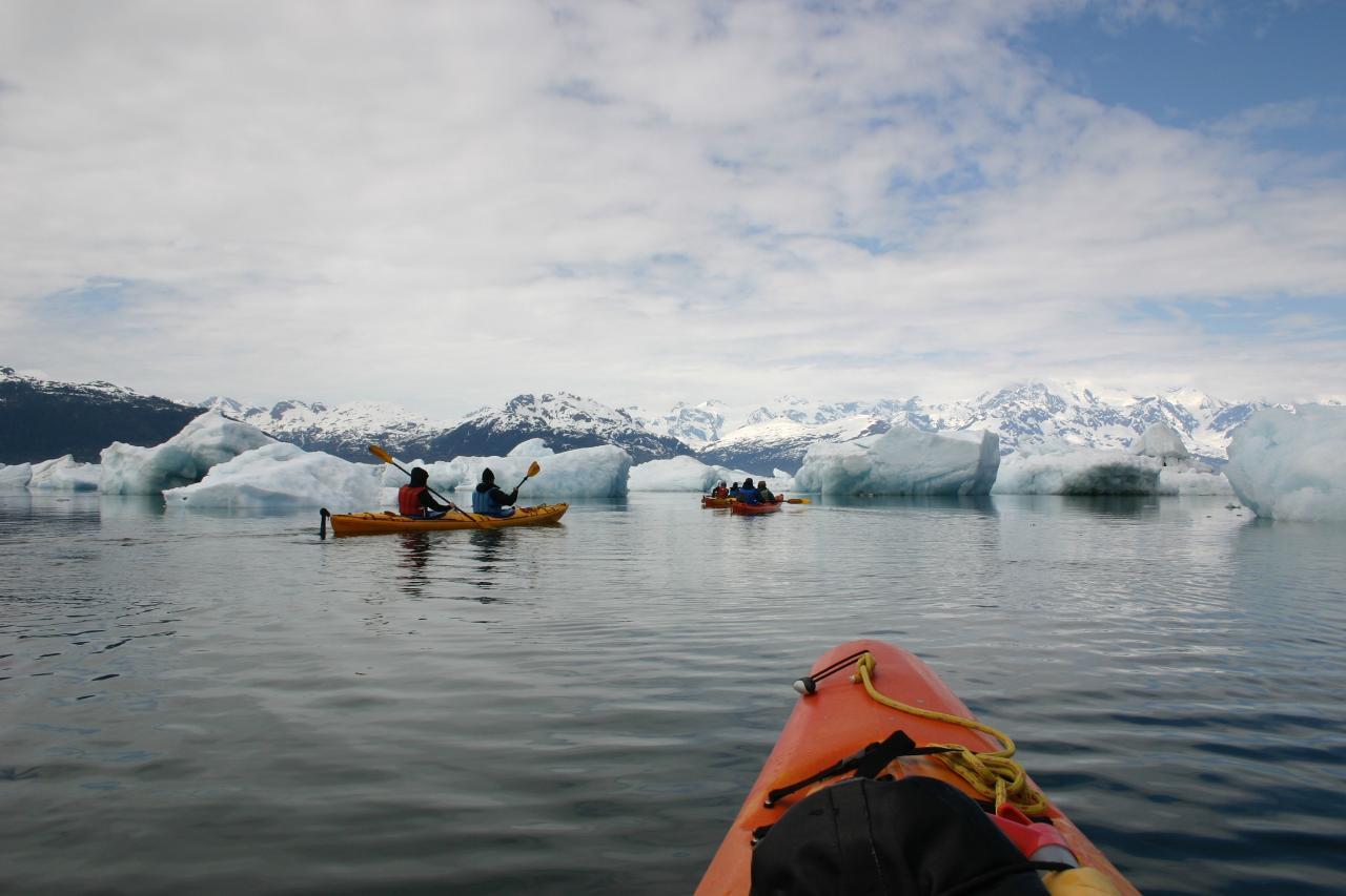 Alaska Hiking, Kayaking, and Glacier Tour