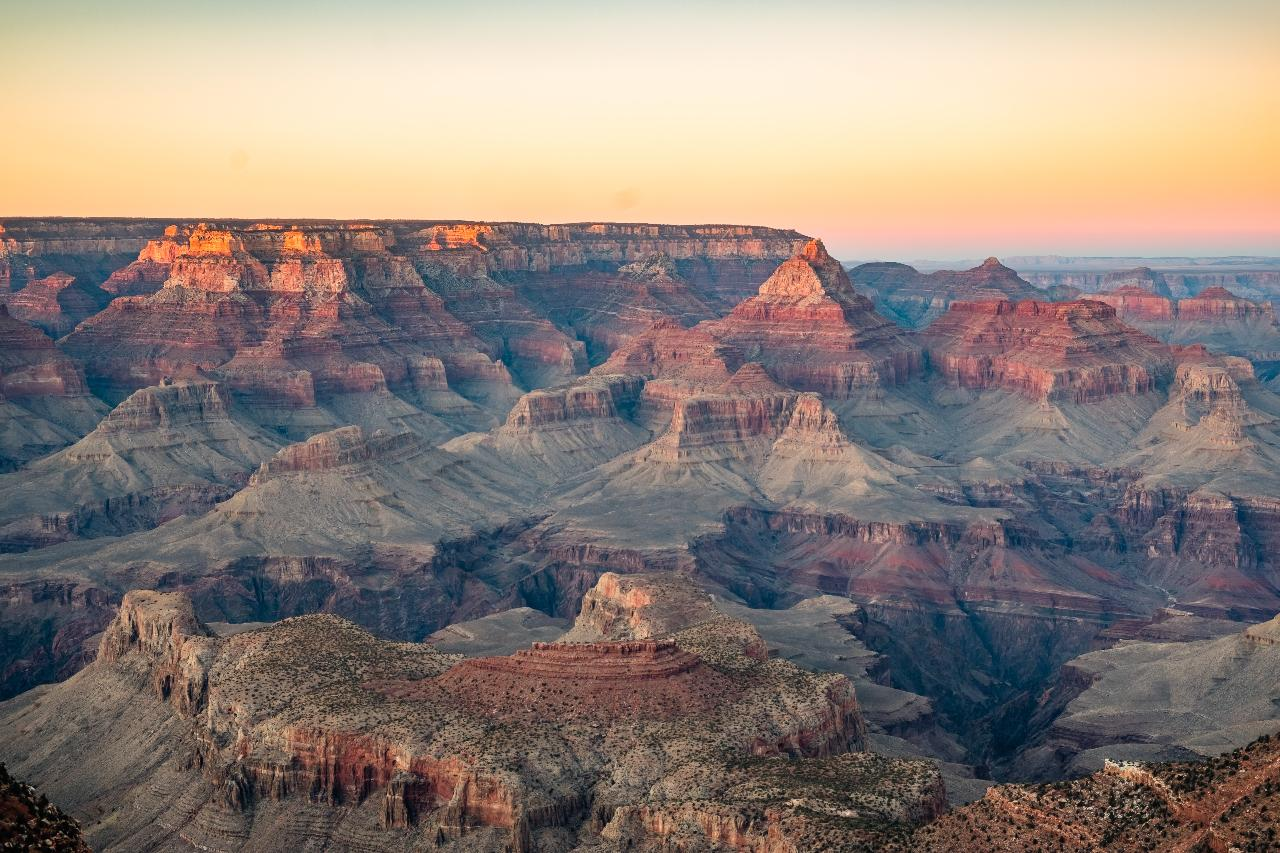 Women's Grand Canyon Backpacking