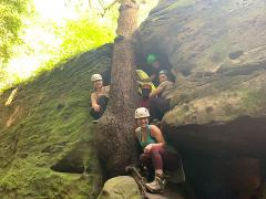 Hocking Hills Rock Scramble & Climb