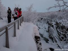 Abisko Nationalpark and Abisko canyon