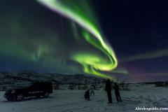 Private Aurora Hunting Tour