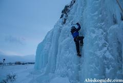 Private Ice Climbing